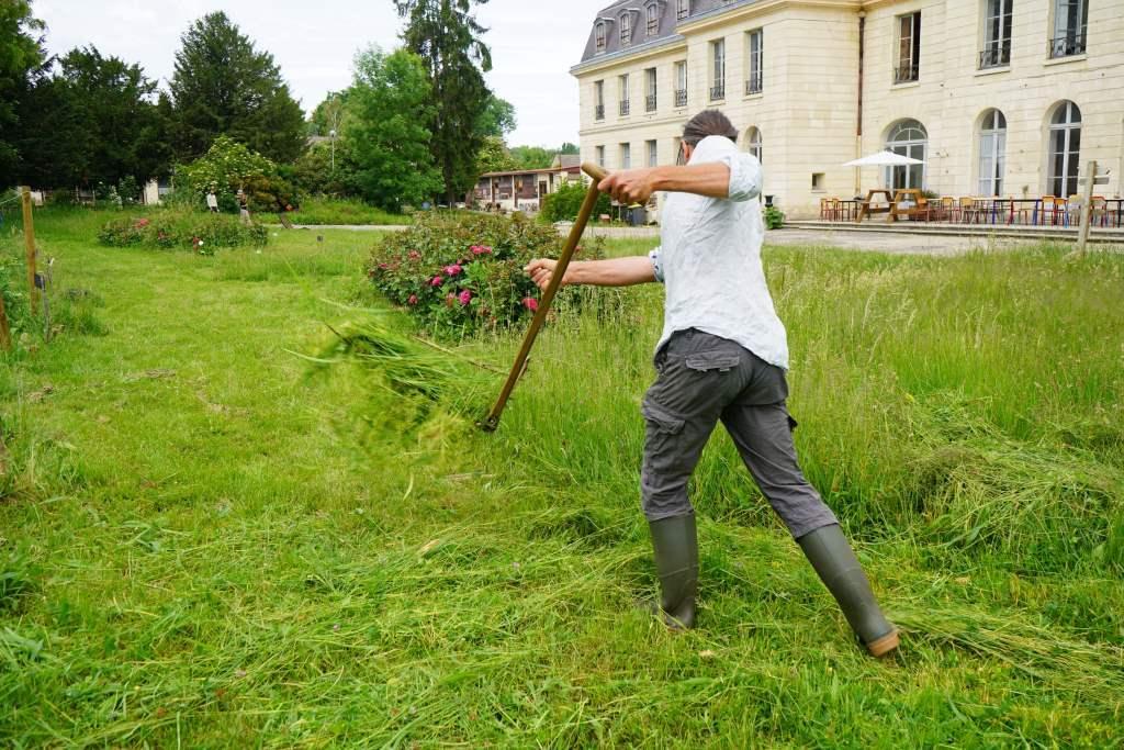 Jardinage Lowtech