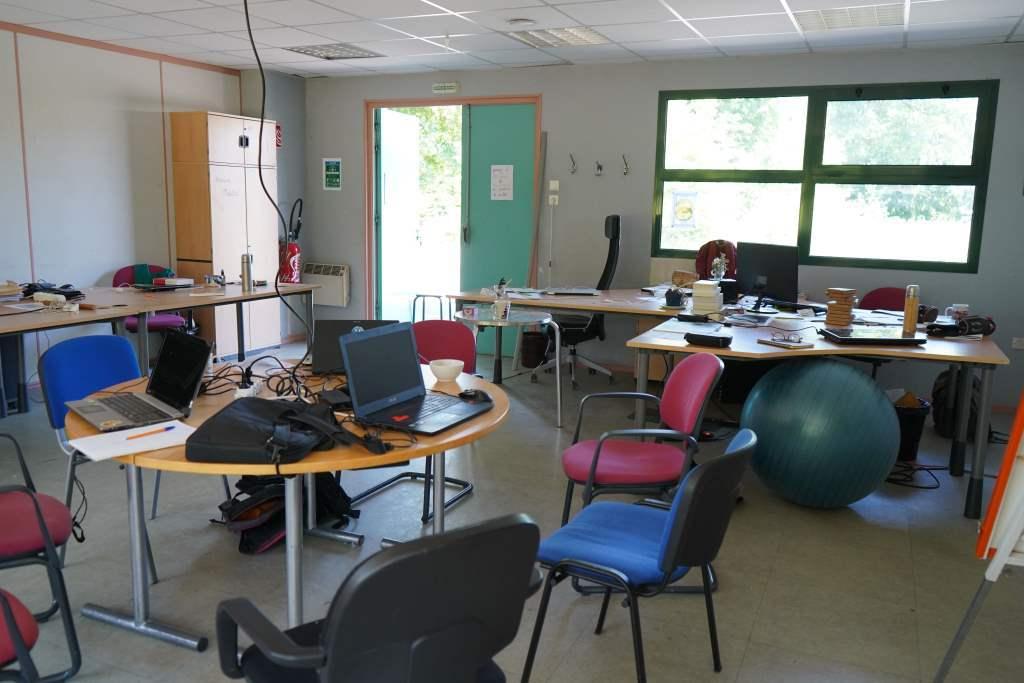 Présentation des bureaux