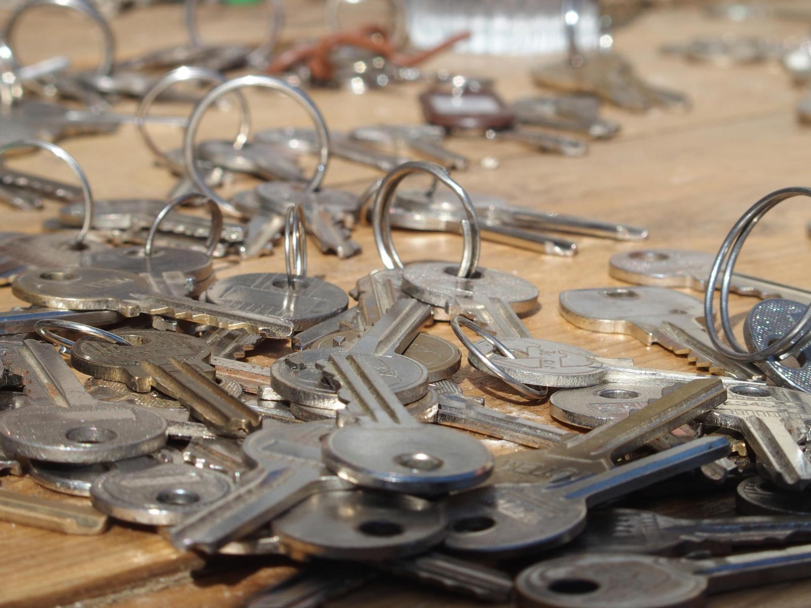 Grand jeu organisé pour associer les clés et les serrures du Campus