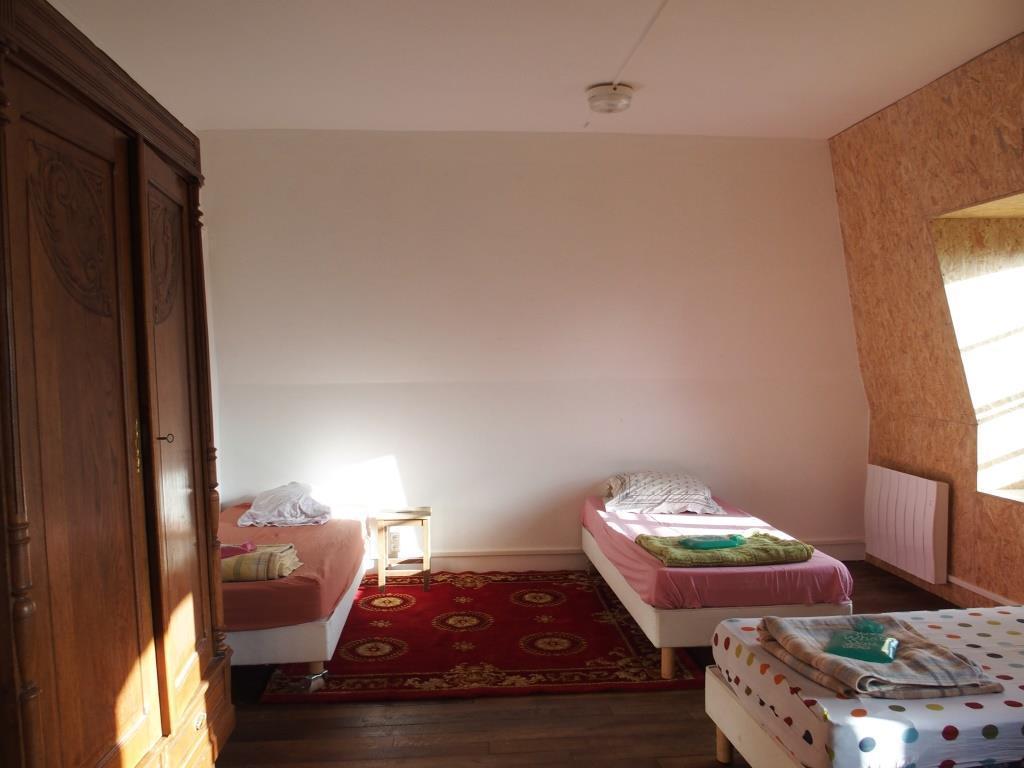 Chambre isolée