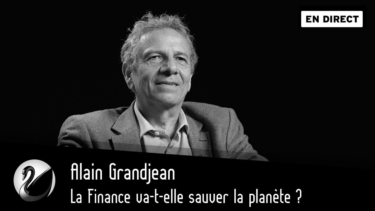 Alain Grandjean interviewé sur Thinkerview