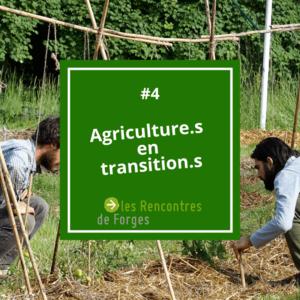 Agriculture.s en transition.s