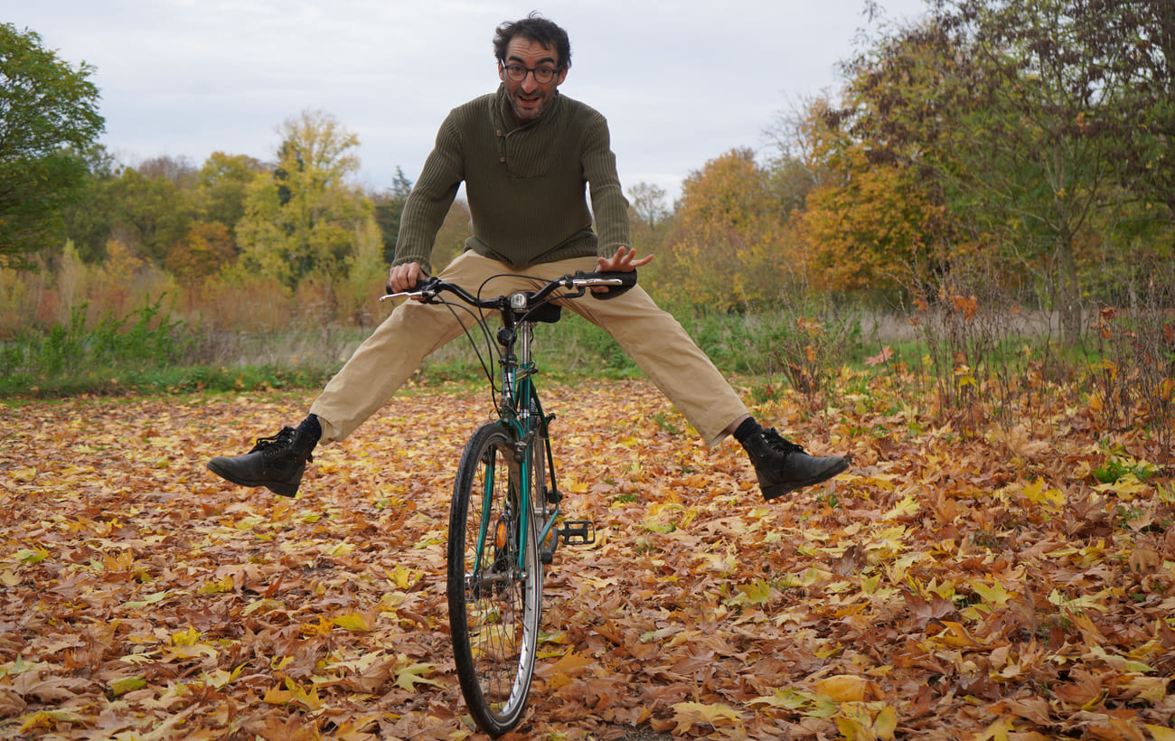 Jean Baptiste Gaborieau mobilite durable