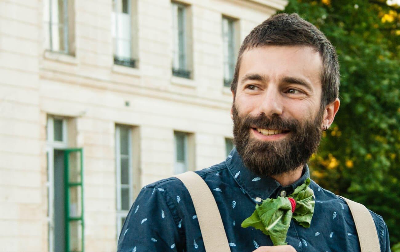 Portrait du mois : Clément Louvard