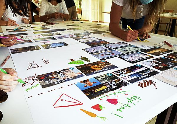 Etudiants ASSAS Fresque du Climat