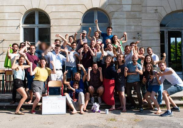 Groupe T-camp 2021