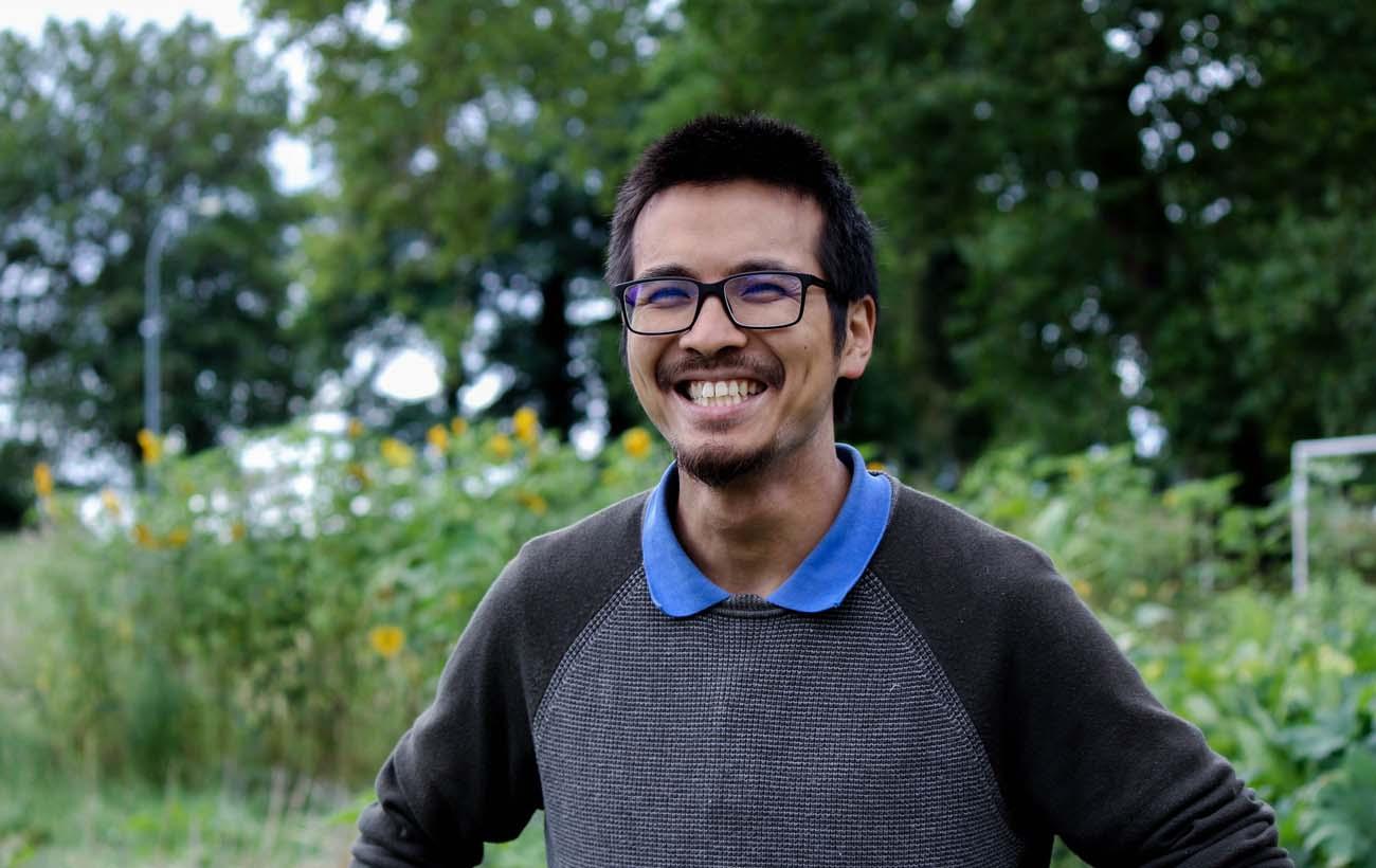 Portrait du mois septembre Alexis Seng
